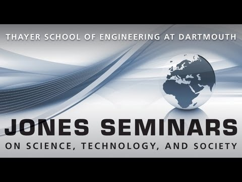 Jones Seminars on Science, Technology, and Society features a weekly public lecture on a wide range of topics geared toward a general audience.
