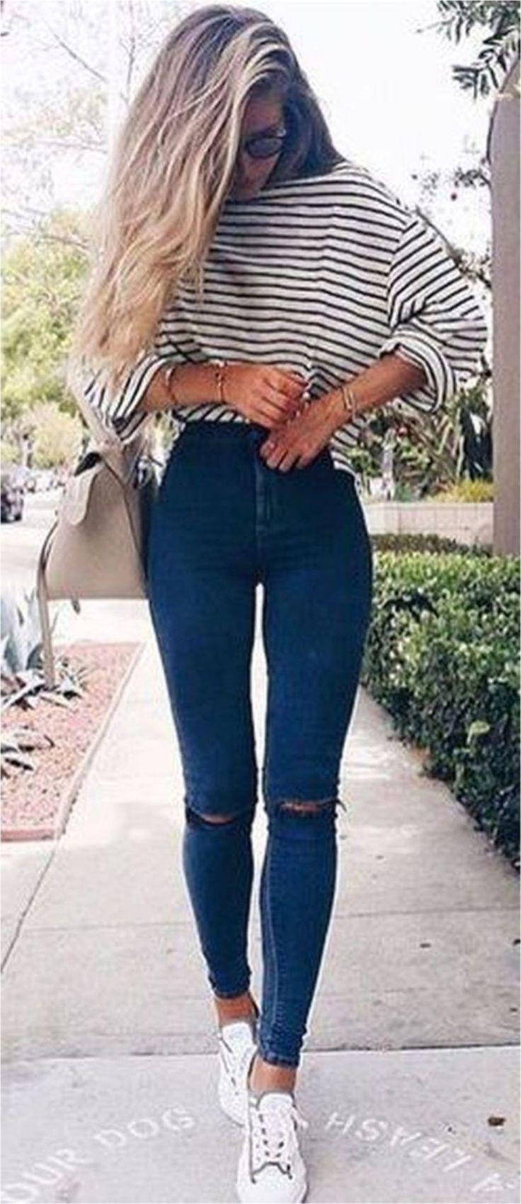 Atemberaubende 40 beliebte Teenage Fashion College sieht toll aus vattire.com / … – Women Fashion