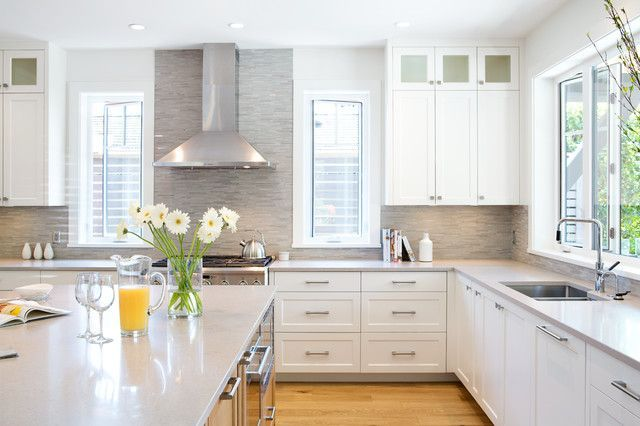 Kitchen Confidential The Best Low Maintenance Finishes 15 Photos