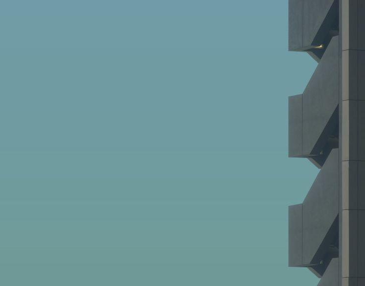 Building exterior by intel-4004.deviantart.com on @DeviantArt