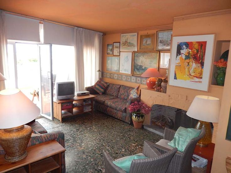3 bed duplex apartment for sale Sitges, Pobel Sec