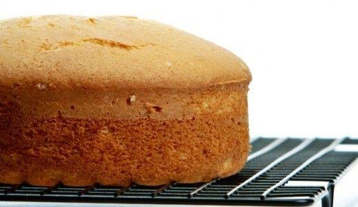 Big victoria sponge cake recipe