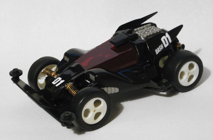 Dash 01 Super Emperor restored and restyled by Aran | Mini 4WD | #Mini4WD | #Tamiya