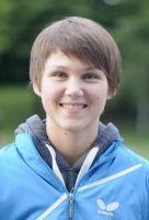 Die 18-jährige Nationalspielerin Nina Mittelham spielt heute in der Bundesliga für Bad Driburg.