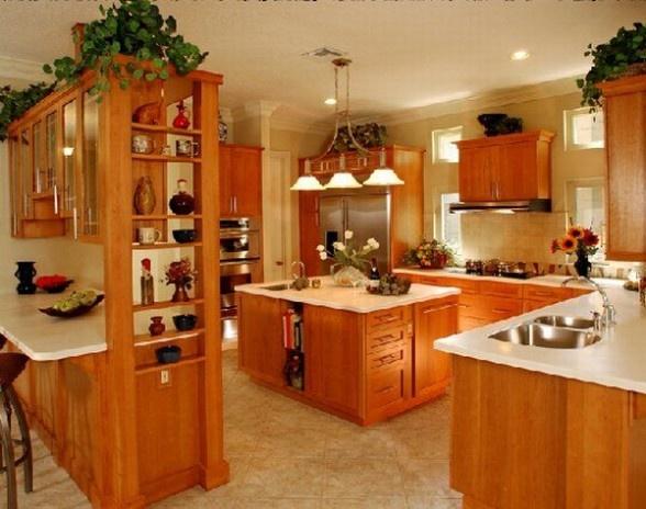 Central Kitchen and Bath - Re modern Era Atmosphere