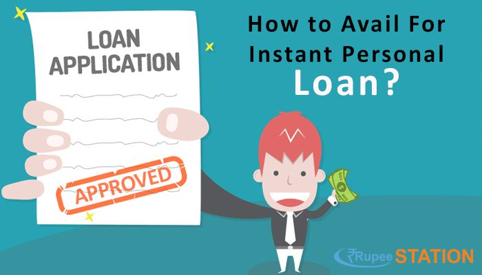 Now You Can Get An Instant Approval Personal Loan At Rupee Station With The Easy Process Less Paperw Personal Loans Personal Loans Online Instant Loans Online