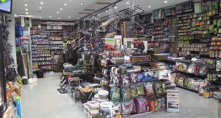 Comely Sea Fishing Tackle Shops