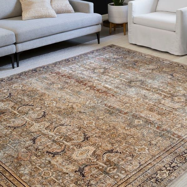 Overstock Com Online Shopping Bedding Furniture Electronics Jewelry Clothing More In 2020 Alexander Home Vintage Borders Area Rugs For Sale #rug #on #top #of #carpet #living #room