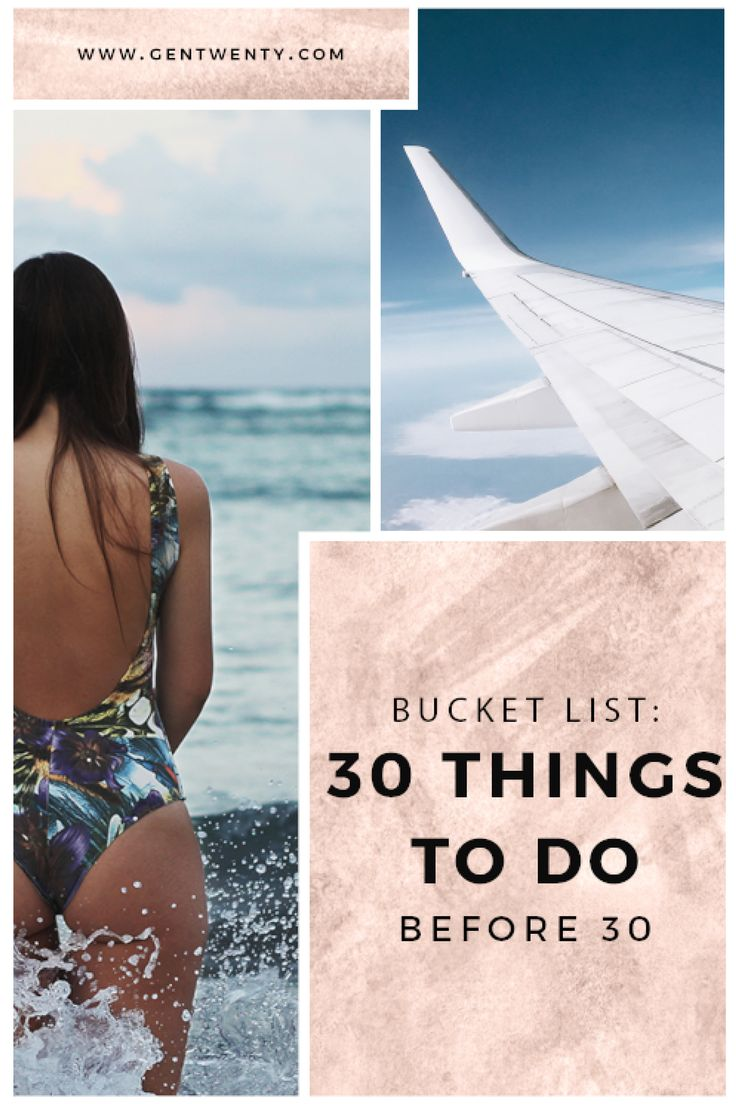 What will you accomplish before you turn 30?   bucket list, turning 30, quarter-life crisis