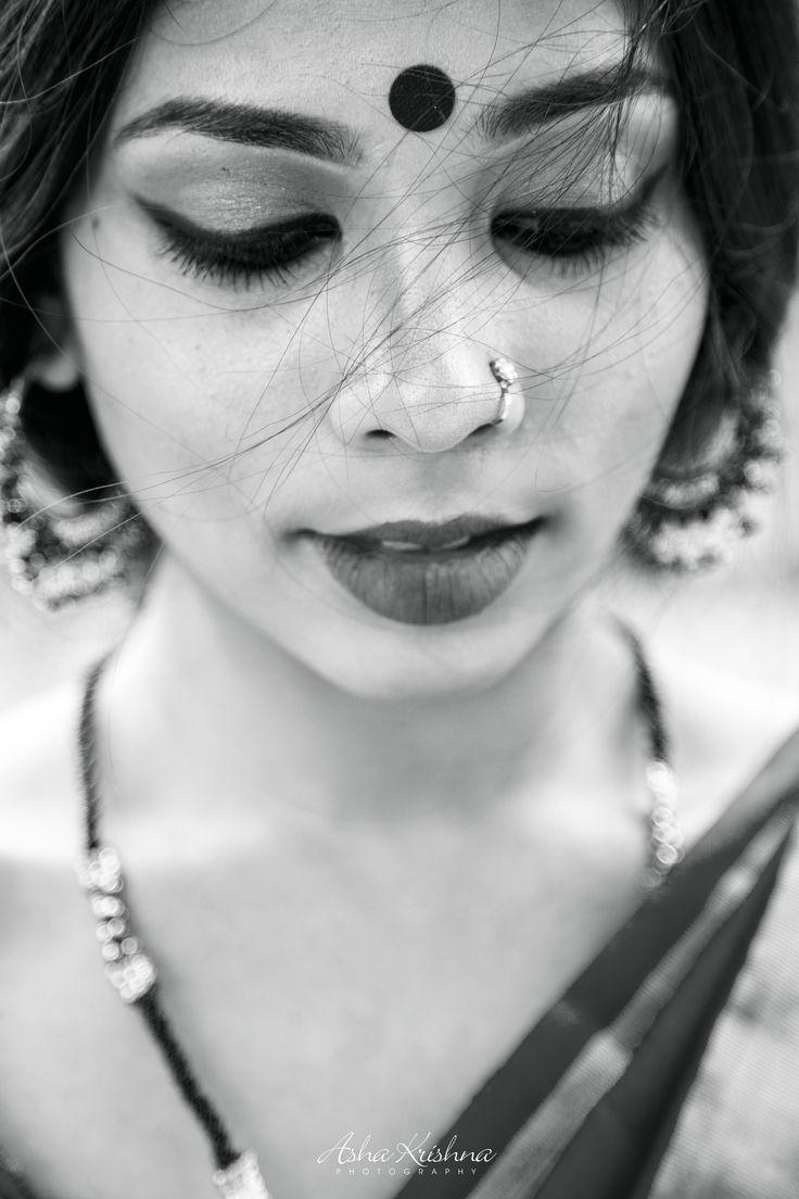 Make Up Shoot  Make Up By The Beauty Room Model : Kavi Subramaniam  #keepcalmandsareeon #ashakrishnaphotography #indian #saree # photography #potrait #headshot #beauty