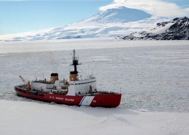 Coast Guard Analysis Says U.S. Needs 3 Heavy and 3 Medium Icebreakers, Path to Ships Unclear - USNI News