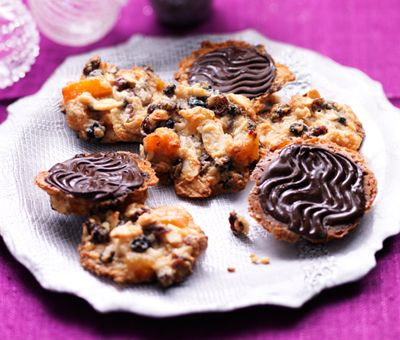 Cookie Recipe, Ingredients & Recipes for Cookies & Biscuits - Florentines | Nestlé Carnation
