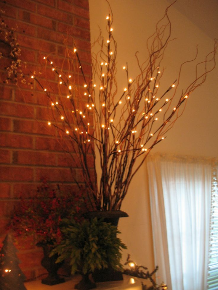 35 Best Branch Decorations Images On Pinterest Tree
