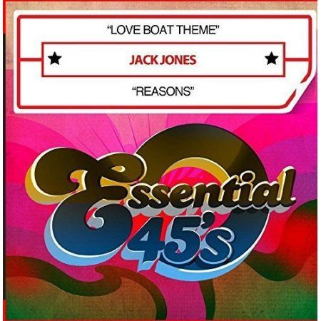 Love Boat Theme / Reasons (Digital 45)
