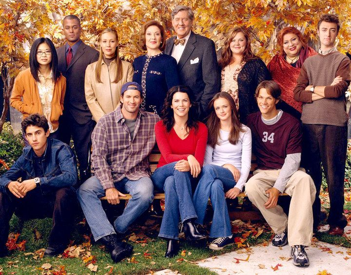 """New Episodes Of """"Gilmore Girls"""" Could Be Coming To Netflix - BuzzFeed News Waht?!?!?!?!"""