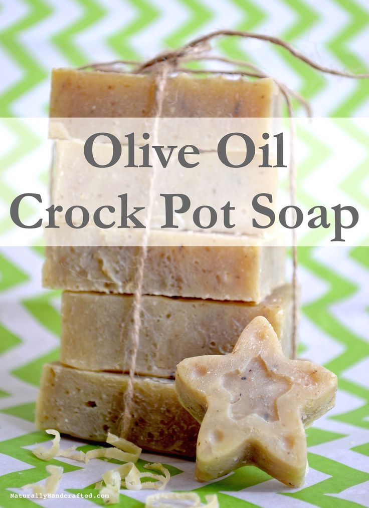 Thinking About Making Your Own Handmade All Natural Soap