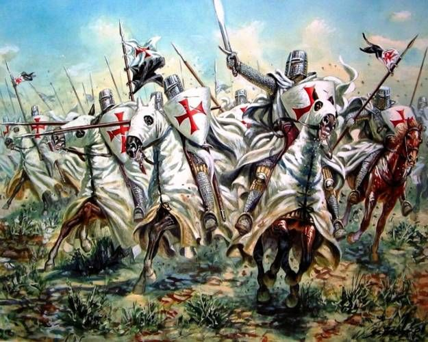 """Intervenciones militares lideradas por el papa con el fin de retomar la tierra santa. Vamos a ver las batallas, vidas, personajes y resultados de lo llamado """"Cruzada"""""""