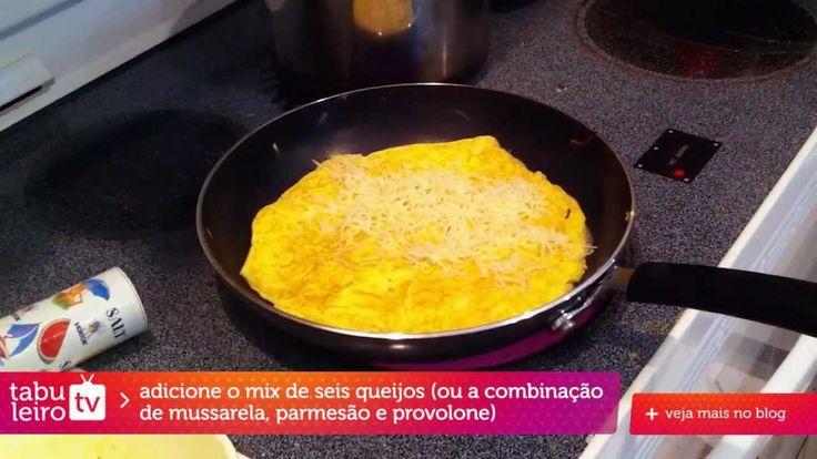 Omelete Francesa por Flávio Melo
