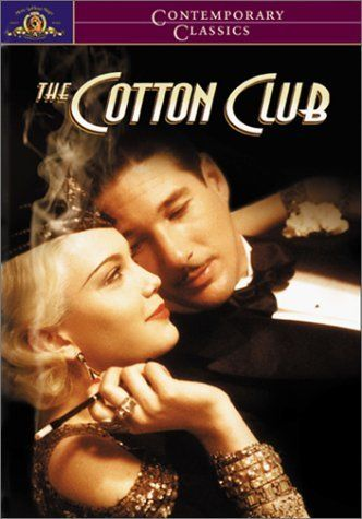 The Cotton Club with Richard Gere, Diane Lane, Gregory Hines, Maurice Hines, Bob Hoskins, and Fred Gwynn.