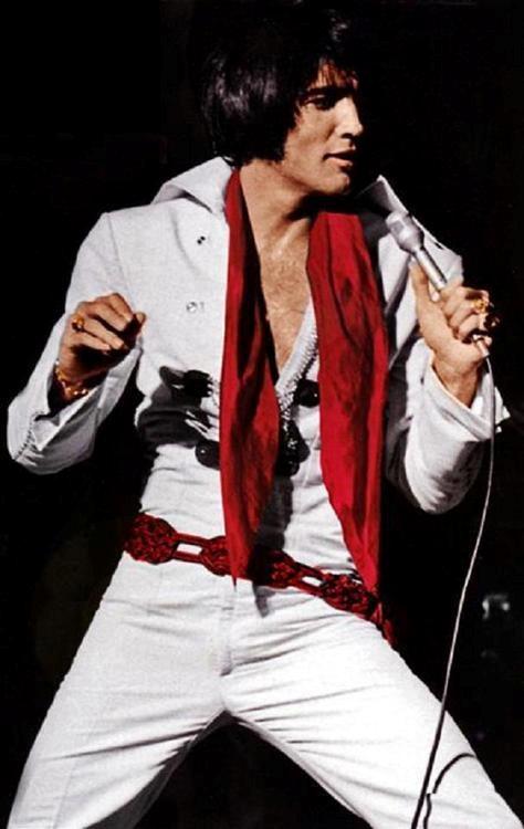 Elvis...70's