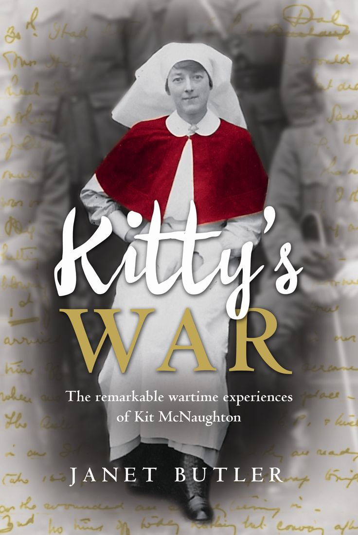 Kitty's War by Janet Butler, shortlisted for the National Biography Award, 2014. Published by University of Queensland Press, 2013. State Library of New South Wales copy: http://library.sl.nsw.gov.au/record=b4064771