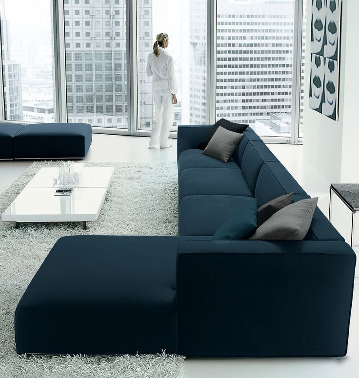 Shanghai Sofa Poliform Interior Design Pinterest