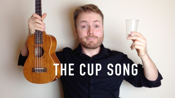 Here's how to PLAY the Cup Song that Anna Kendrick sang in Pitch Perfect on the ukulele - enjoy! Support my videos on Patreon and WIN my ukuleles! http://www...