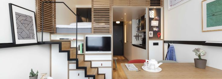 The Zoku Loft In Amsterdam: Long/Short Stay Apartments In Amsterdam