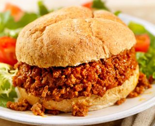 Good-for-you Sloppy Joes