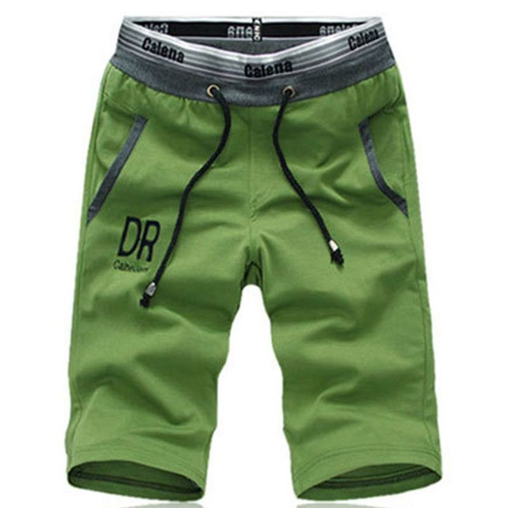 Mens short pants casual sports shorts 2016 fashion sweatpants joggers pants for boys outdoor sports clothes