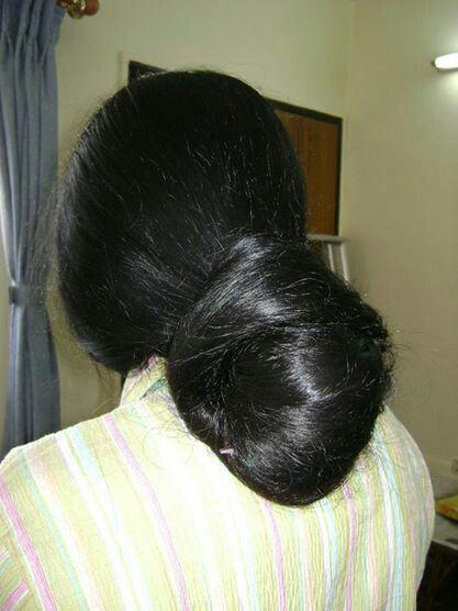 12 best Big Buns images on Pinterest | Long hair, Super long hair ...