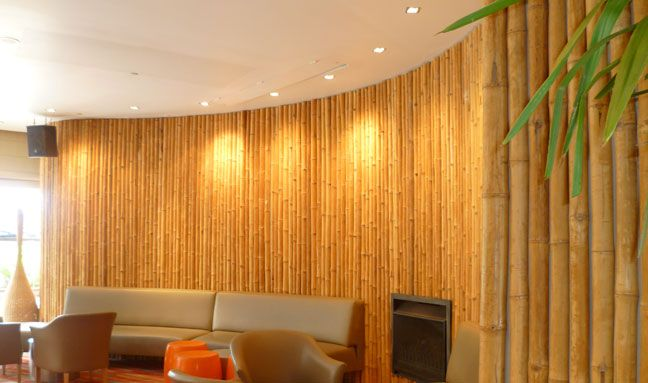 These #bamboopoles and bamboo sticks can be used as a decorative element for indoor and outdoor projects by adding a calming, #natural presence to your Zen space.