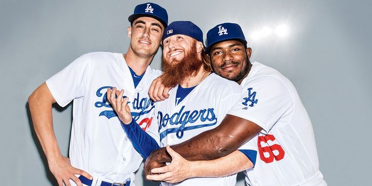 Inside the Los Angeles Dodgers clubhouse, where two streaks define a season