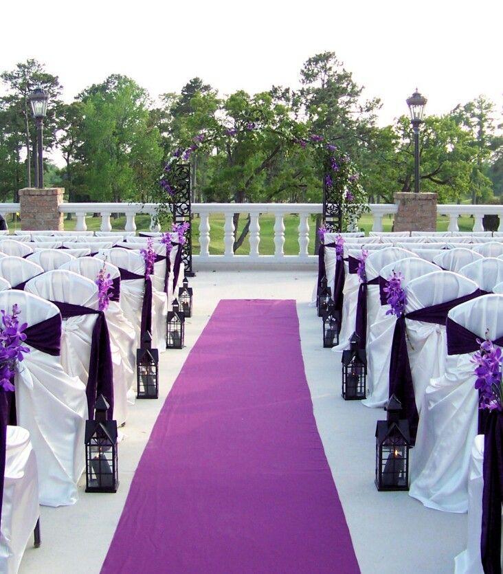 13 Best Wedding Ceremony Aisle Runner Images On Pinterest