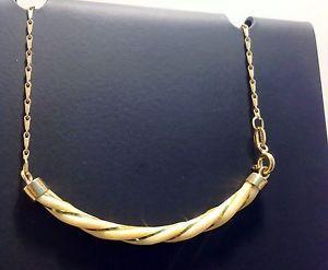 Collana Oro 750/1000 18 Kt Con Corallo | eBay
