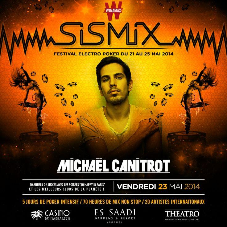 #SISMIX - Michael Canitrot. #Winamax #poker