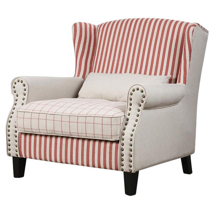 striped living room chairs rowena arm chair look they named an armchair after me 15063