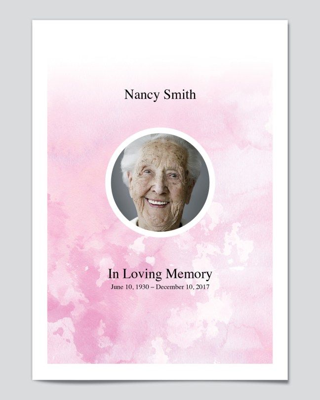 Free Editable Funeral Program Templates Free Editable Funeral Program Templates Dow Funeral Program Template Free Funeral Program Template Funeral Programs
