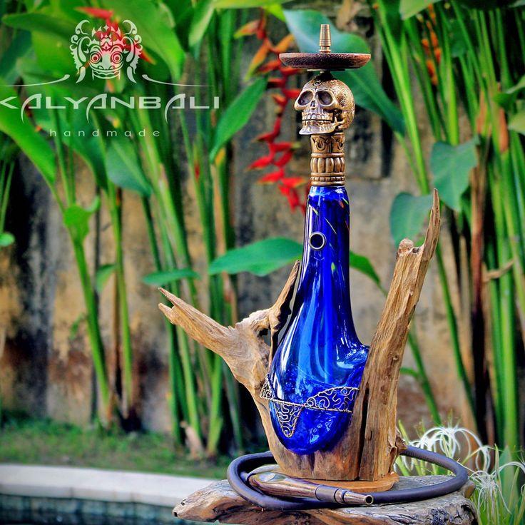 #hookah #Skull by #Kalyanbali