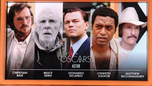 Conoce a los nominados al Oscar 2014 como Mejor Actor http://caracteres.mx/conoce-los-nominados-al-oscar-2014-como-mejor-actor/?Pinterest Caracteres+Mx