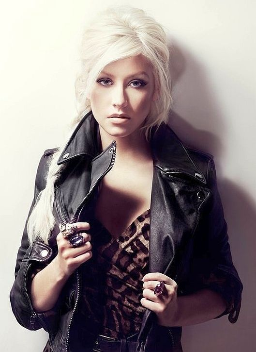 Christina Aguilera, American pop singer and songwriter, is of Ecuadorian and Irish descent.
