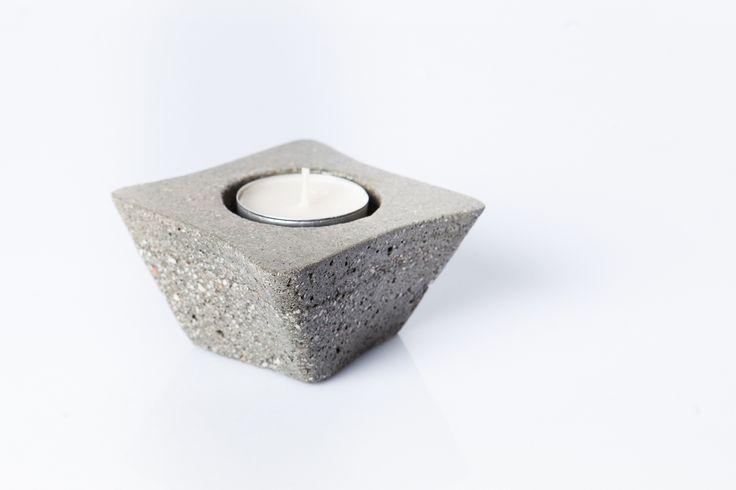 #grey #candleholder #handmade #greymatters #beton #cement # concrete #texture