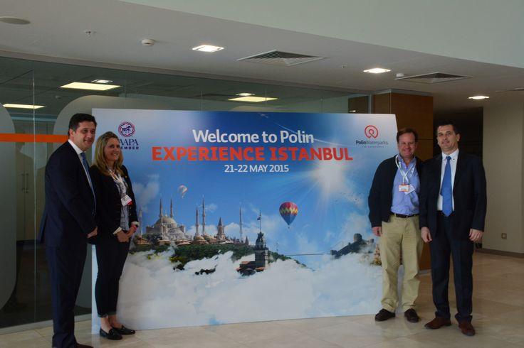 #iaapa #spring #forum #istanbul #Turkey #polinwaterparks #company #plant #tour