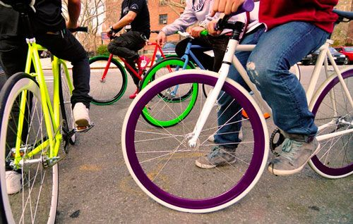 rentable negocio de las bicicletas personalizadas