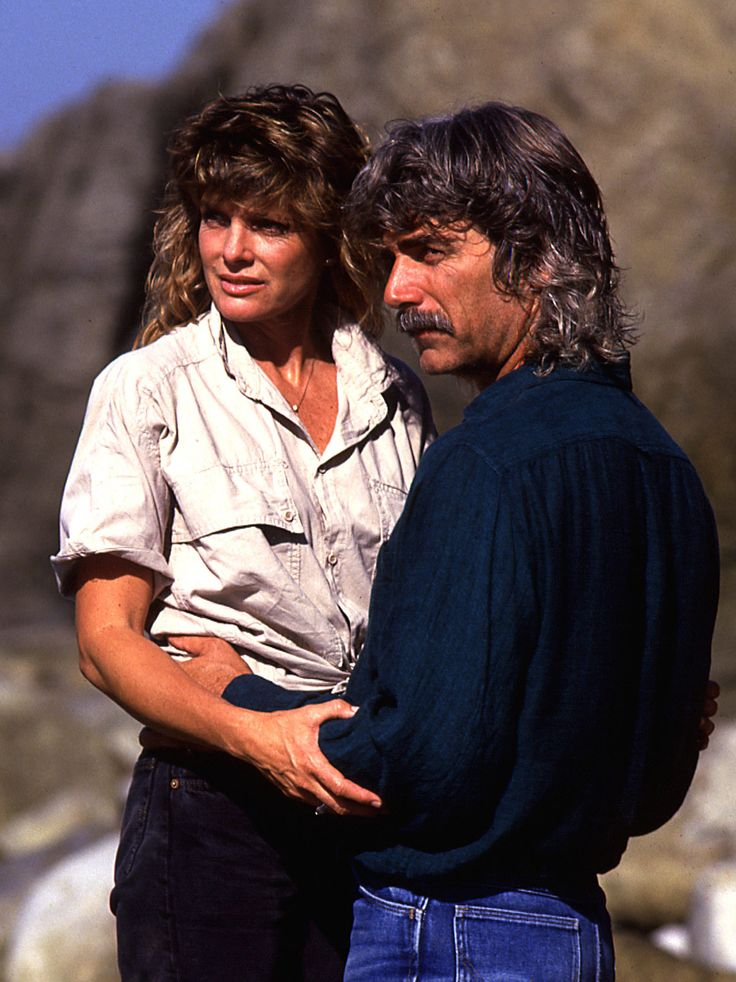 sam elliott and katherine ross | Katherine & Sam, husband and wife, photographed at their home in ...
