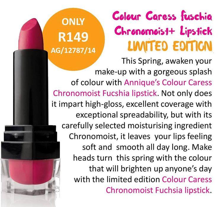 NEW Fuchsia Lipstick