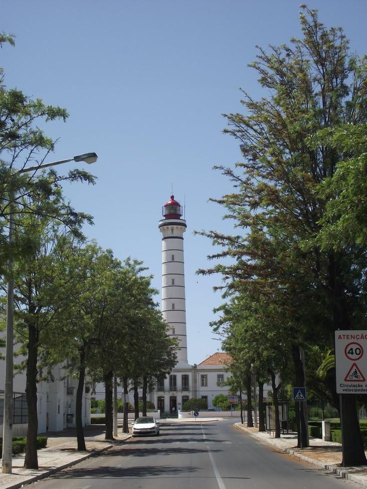 Faro de Vila Real de Santo Antonio