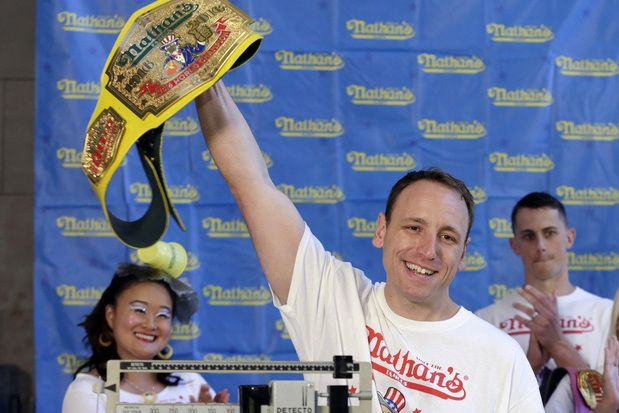 Nathan's Hot Dog Eating Contest 2017: TV Schedule, Live-Stream and Replay Info - Bleacher Report