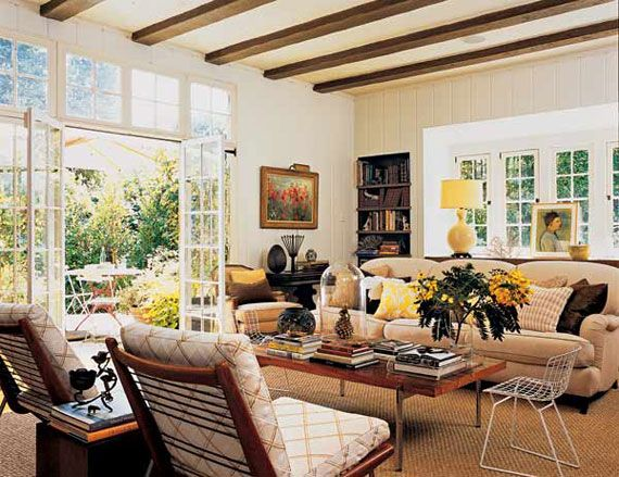 ... something new with these 5 fresh ideas for decorating your living room