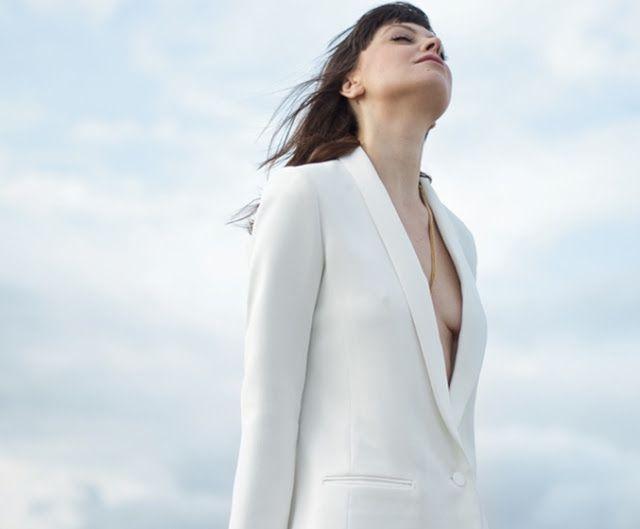 Créatrice de mode, robes de mariée, cérémonie, soirée, coktail, tailleur et smoking....: Et si on se disait OUI en tailleur pantalon